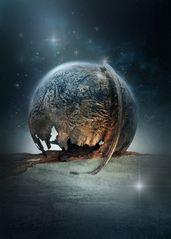 Blue planet...