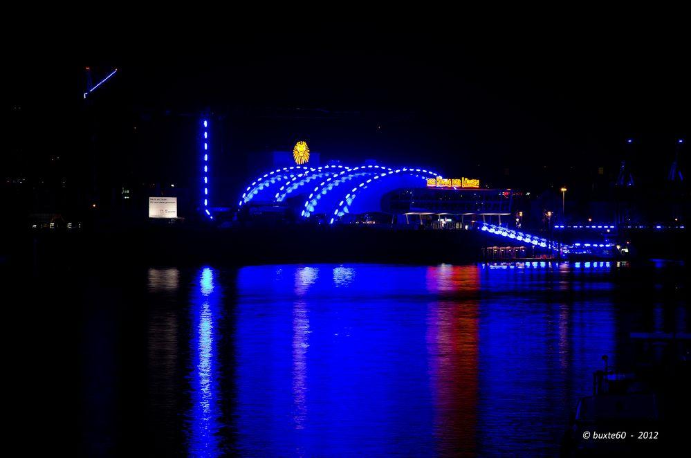 Blue Port 2012 - Theater im Hafen