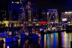 Blue Port 2012 - Traditionsschiffshafen