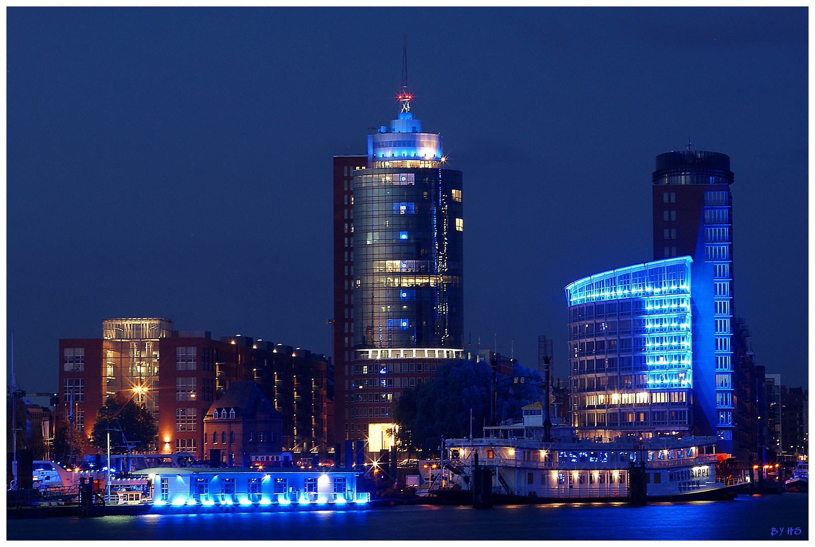 Blue Port-6 2010