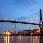 "Blue Port Hamburg 2014 - ""The Bridge"""