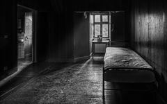 Blue Room in Black
