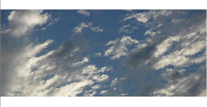 Blue Sky...