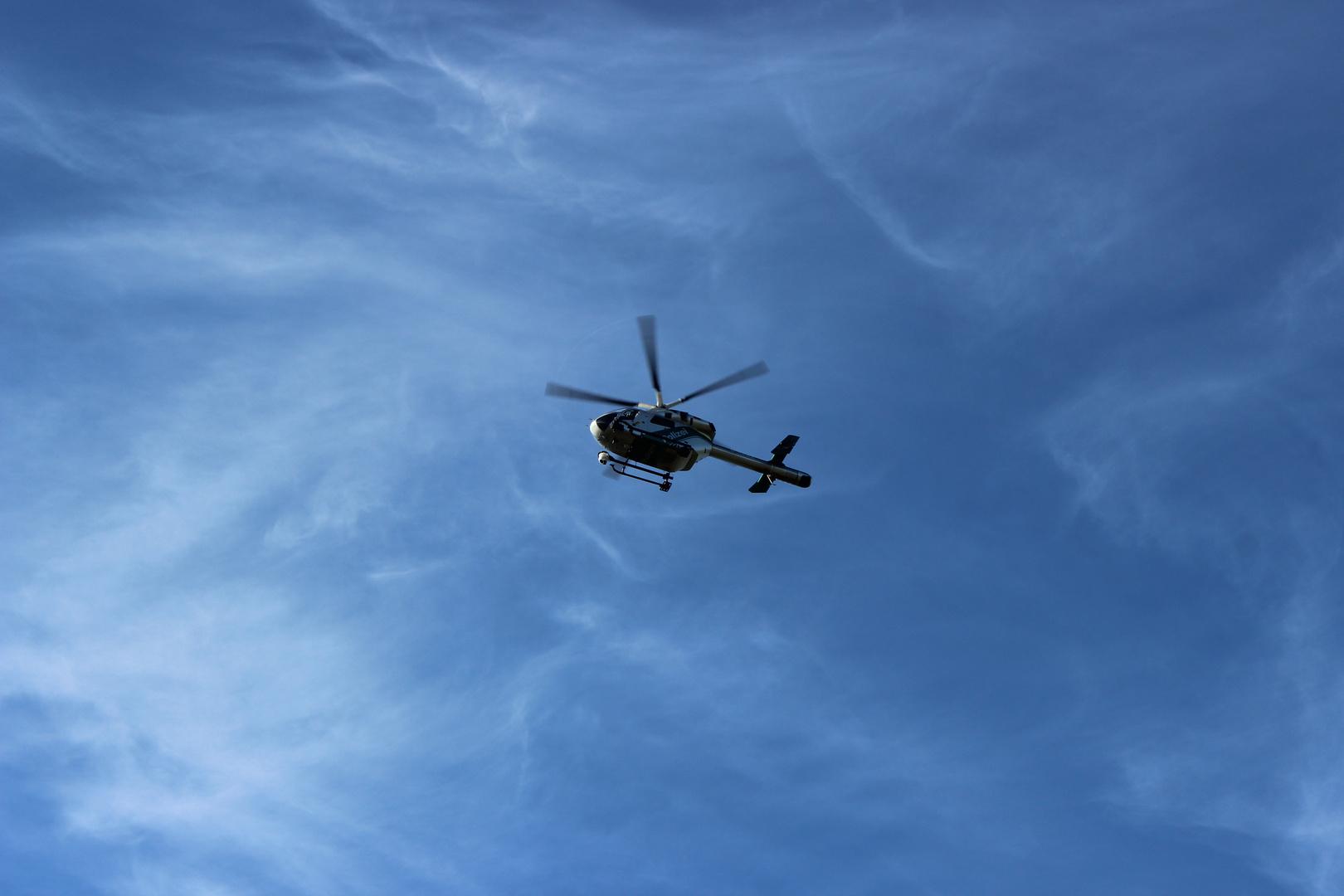 Blue Sky Police