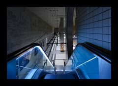 [ Blue Staircase ]