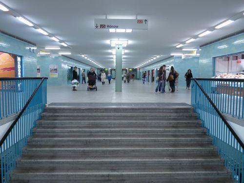 Blue Subway