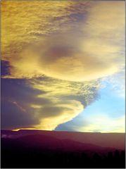 Blue Sunset II