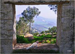 Blück zu Mt.Tabour