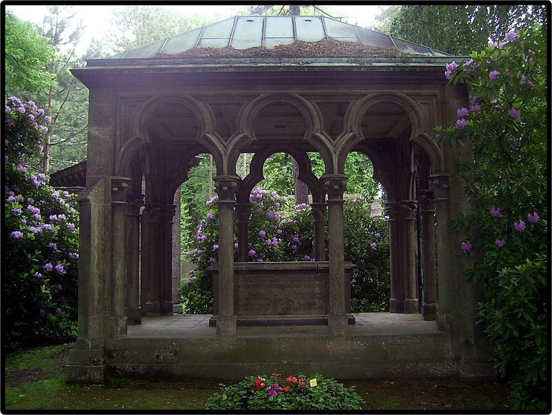 Blühendes Monument