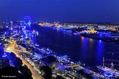 BluePort 2010 - Hamburg macht blau