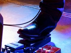 ...blues in my shoes...