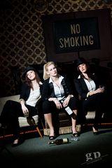 Blues Sisters   No Smoking