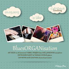 BluesORGANisation