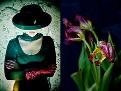 Blüten aus dem Innern