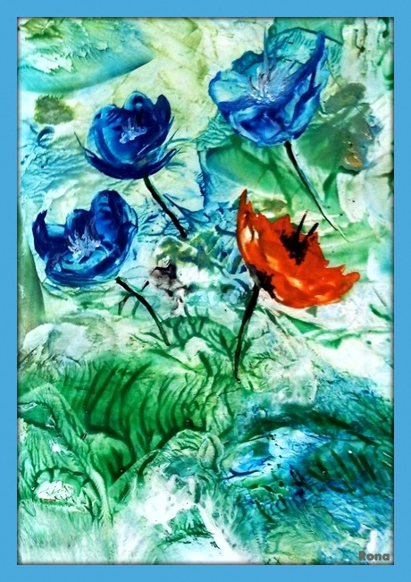 Blütengesteck