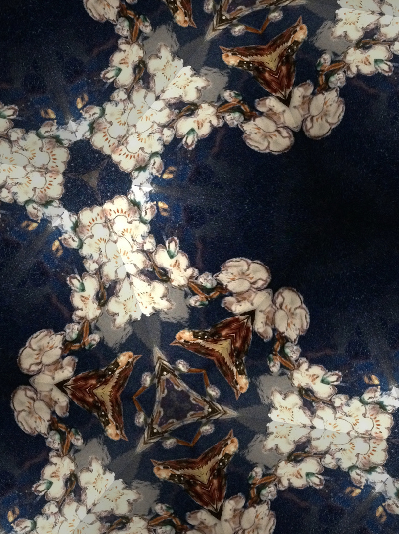 Blütenkristalle