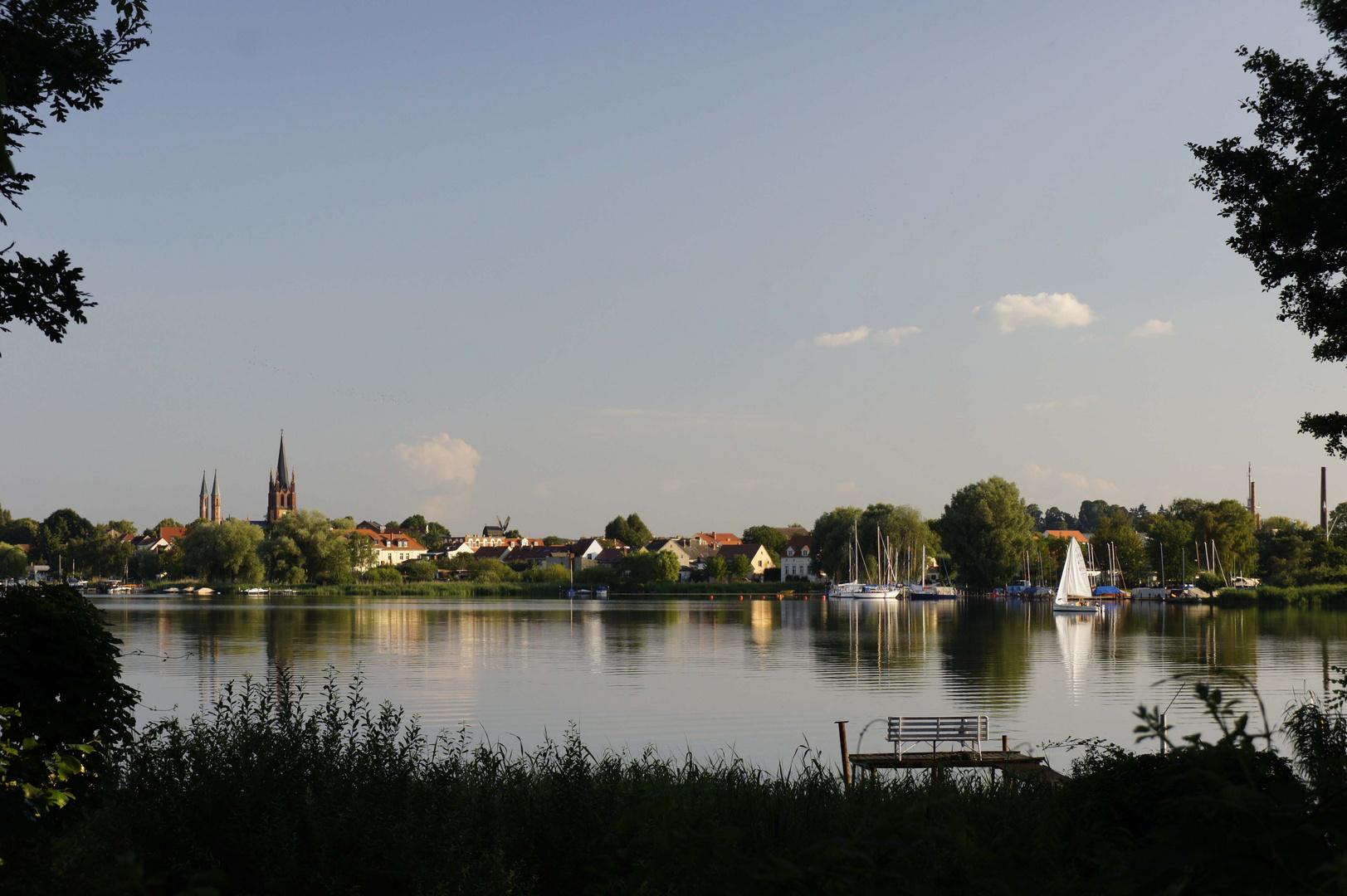 Blütenstadt Werder an der Havel