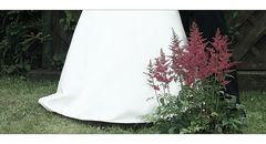 Blumen fuer das Brautppaar