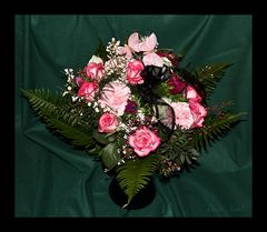 Blumen für Emilia, das Sternenkind