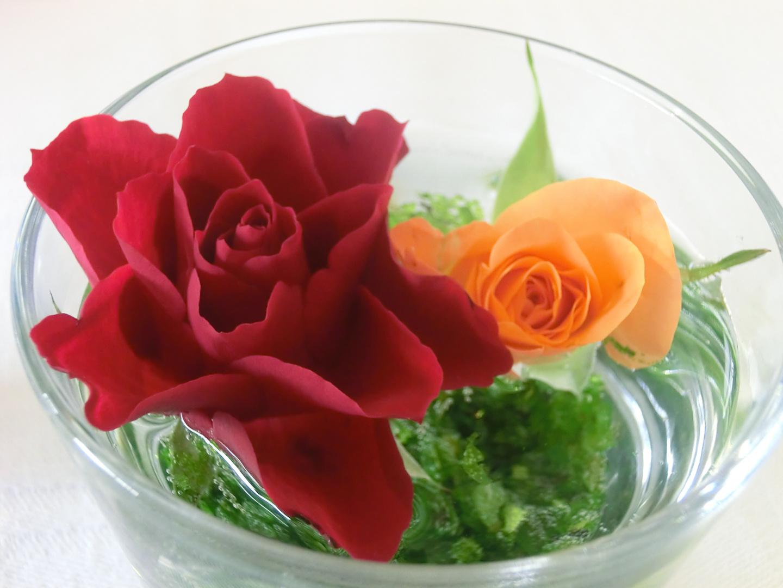 Blumen Im Glas Foto Bild Anfangerecke Nachgefragt