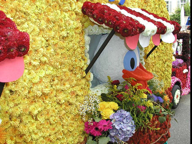 Blumen Korso in Bad Ems 2