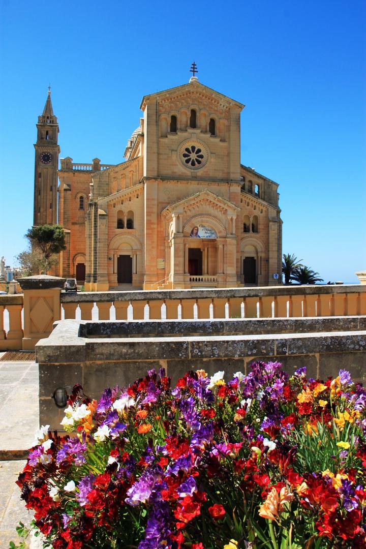 Blumen Kirche