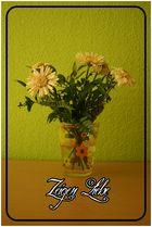 Blumen zeigen liebe