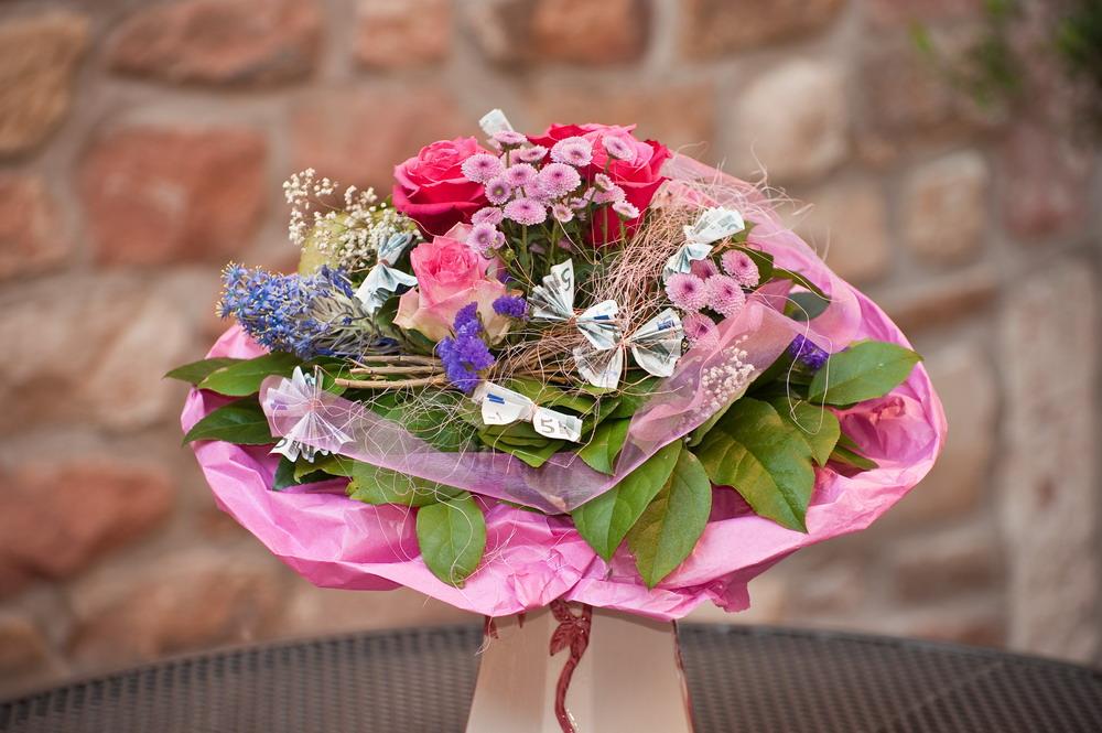 Blumen zum 50. Geb. 5