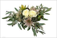 Blumenarrangement nr. 4918