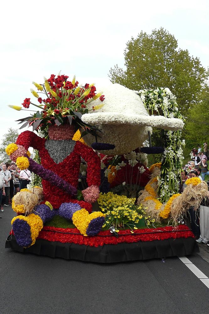 Blumencorso am Keukenhof Holland - 4