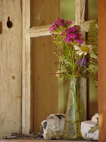Blumenfenster...