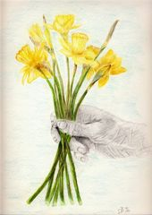 Blumengrüße......