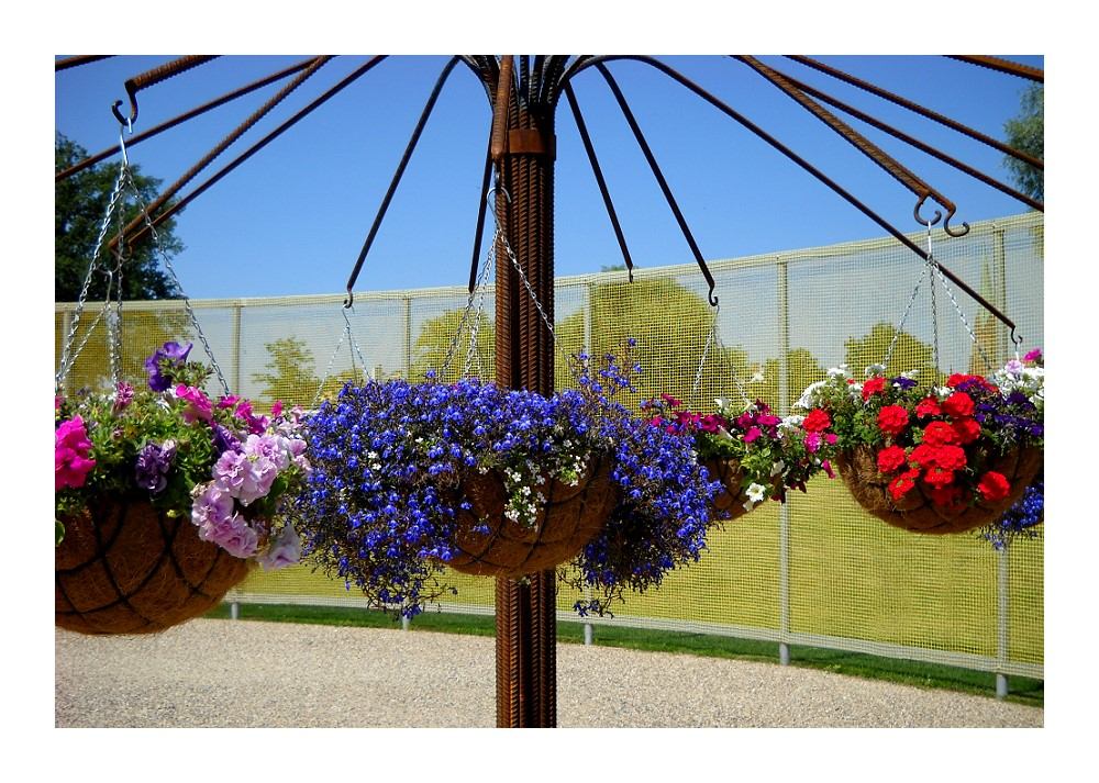 Blumenkarussell
