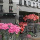 Blumenladen Rue Oberkampf / Montra de florista Rue Oberkamf