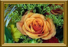 * Blumenstrauß Detail *