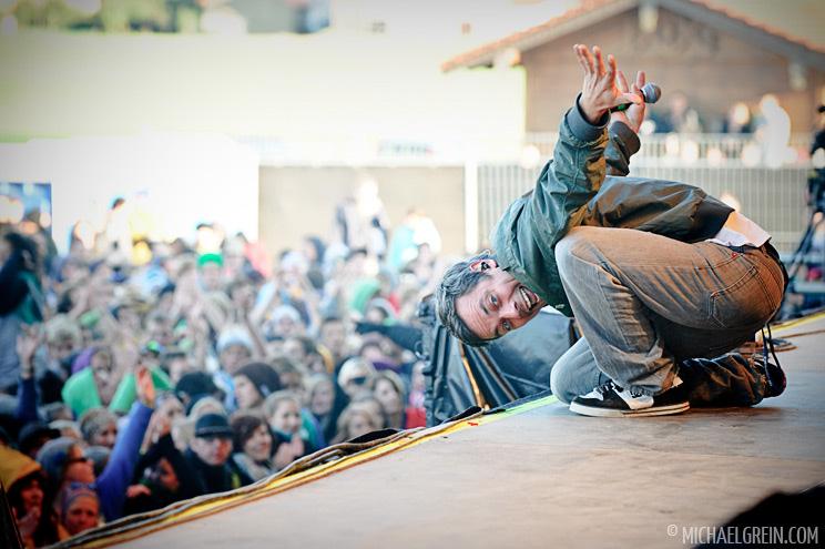 Blumentopf at Chiemsee Reggae Festival 2011