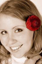 Blume...Portrait