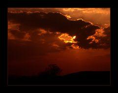 BLUTIGER FREITAG: ...als eine Finsternis... hereinbrach... die Sonne verdunkelte sich...