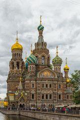Blutkirche zu St. Petersburg
