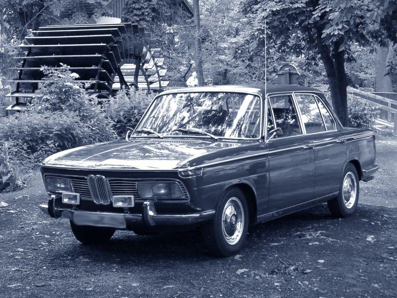BMW 2000 Neue Klasse Bj. 1967