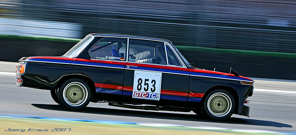 BMW 2002 - Jim Clark Revival Hockenheim 2007