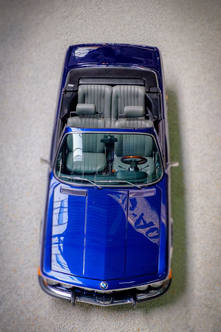 BMW 3.0 CSI Cabriolet