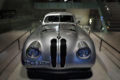 BMW 328 CS