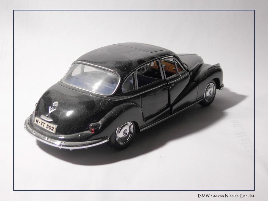 BMW 502 #2