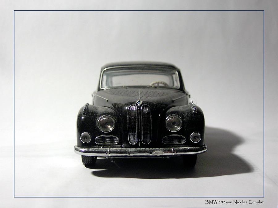 BMW 502 #3