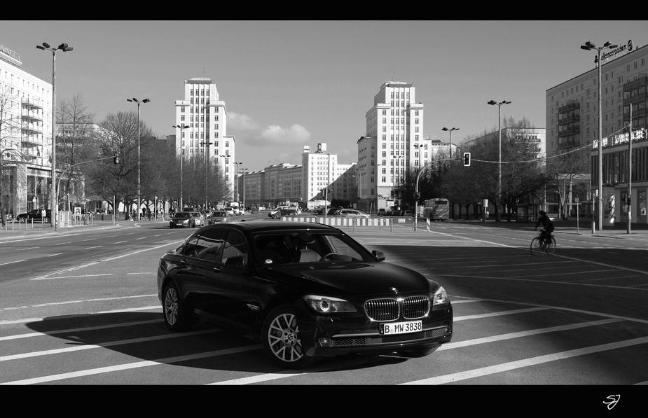 BMW 750iL BERLIN