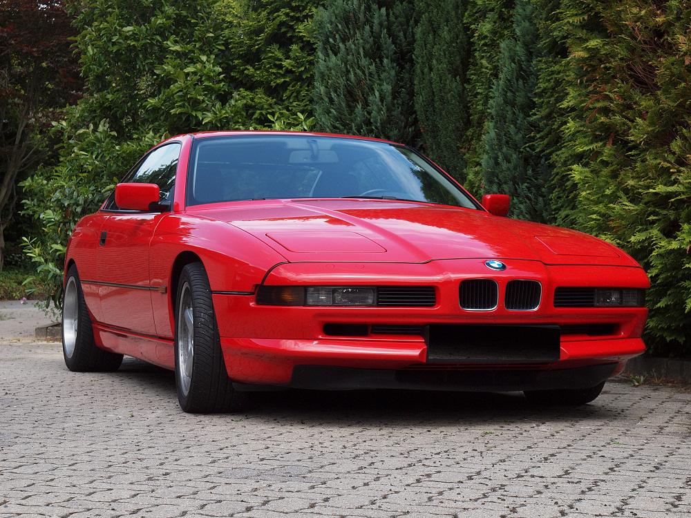 BMW 840Ci V8
