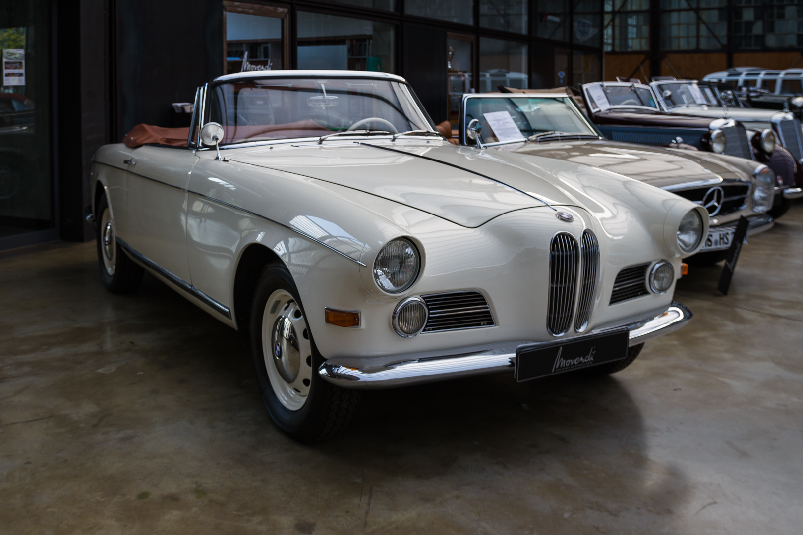 BMW Cabriolet Serie II