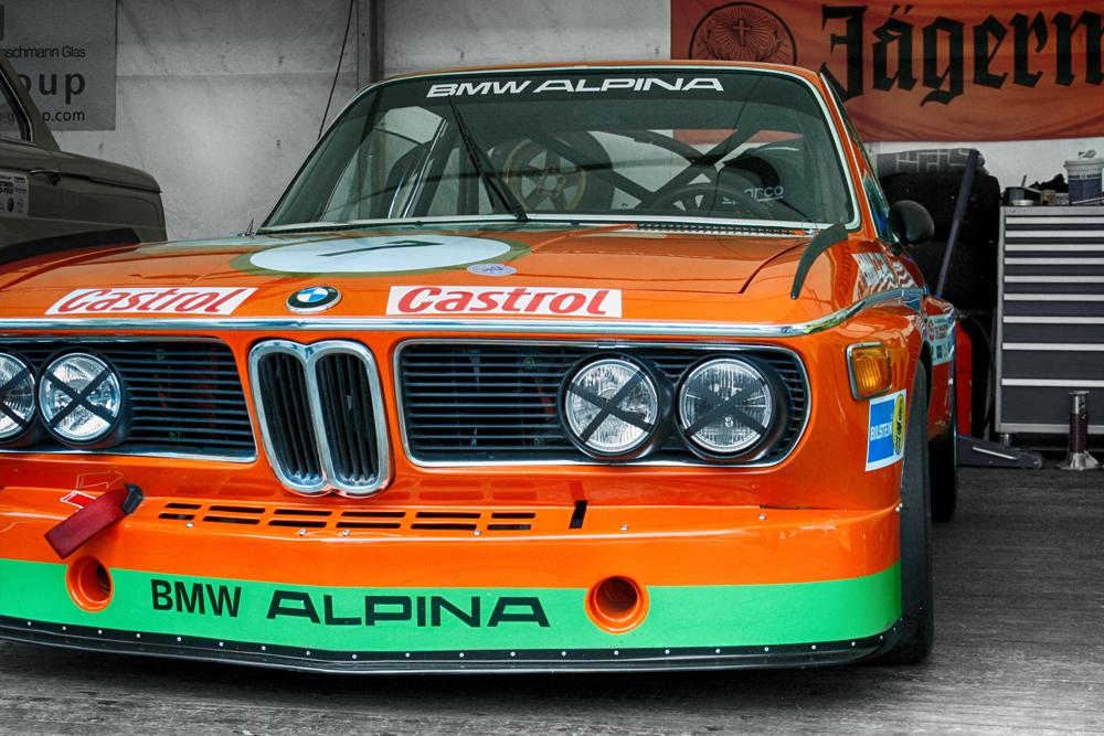 BMW CS -Jägermeister-