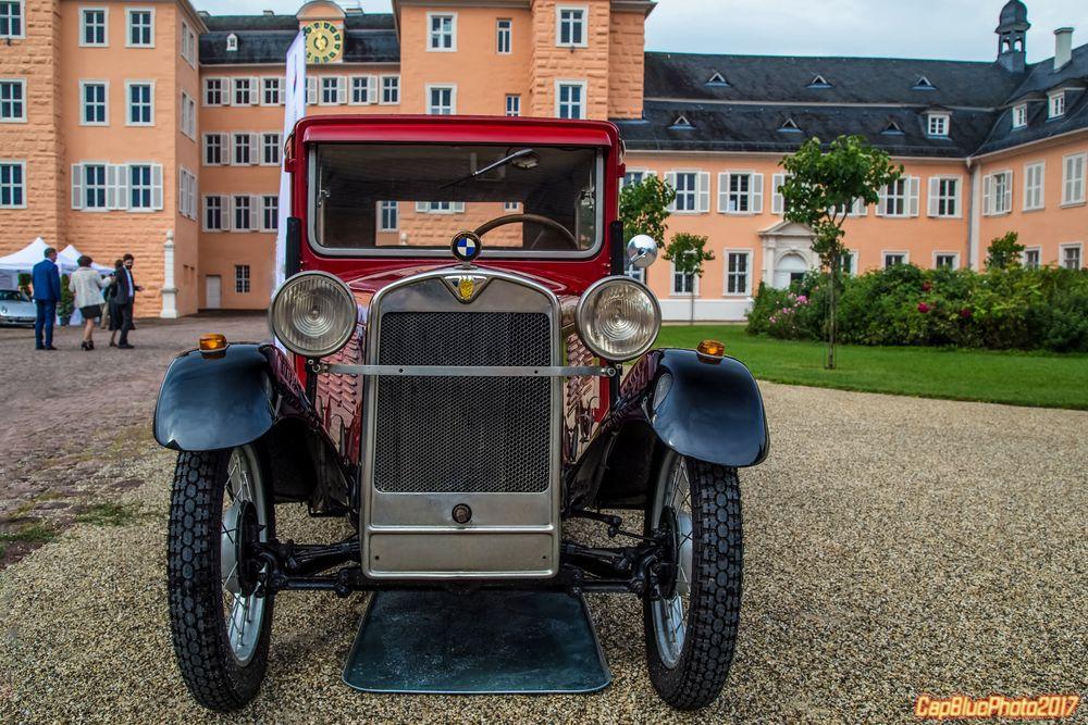 BMW Dixi 1929   3/15 bei Classic Cars Schwetzingen 2017